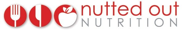 nutted out - logo