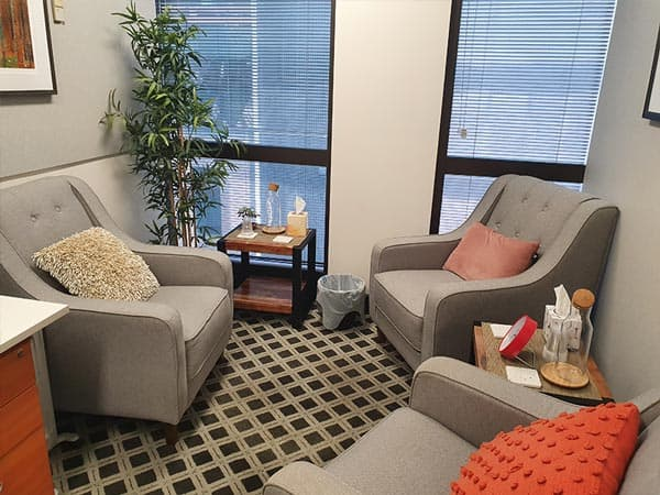 Counselling in Melbourne Rooms - a safe place