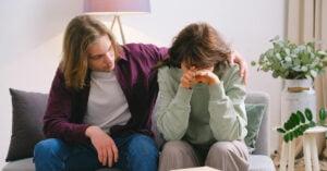 Relationship Grief Stage 4: Depression
